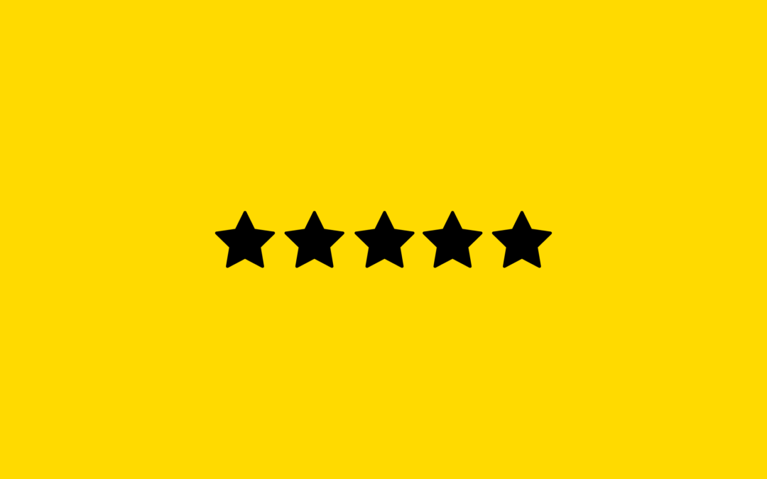 5 ways to get perfect reviews