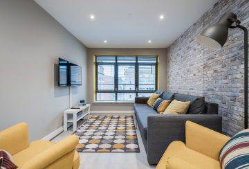 Central Belfast Apartments: Citygate