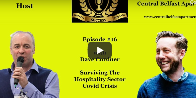 Property Success University Podcast. Surviving Covid.